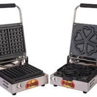 fast cooking macchina waffles