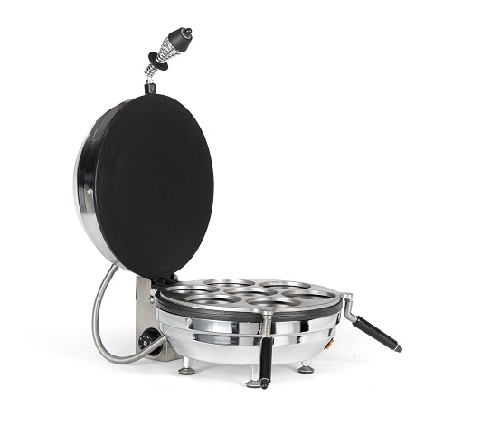 Robocrepes 3.0 pancake aperta